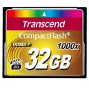 Карта памяти Transcend Compact Flash CF 64GB 1000X