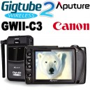 Gigtube Wireless Viewfinder II GWII C3 (7D/1D Mark IV/1DX/60D/600D/550D/500D/1100D)