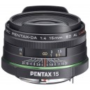 Объектив Pentax SMC DA 15 mm f/4 AL Limited