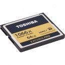 Карта памяти Toshiba 64GB CompactFlash Exceria Pro High Speed 1066x UDMA