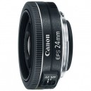 Объектив Canon EF-S 24mm 2.8 STM
