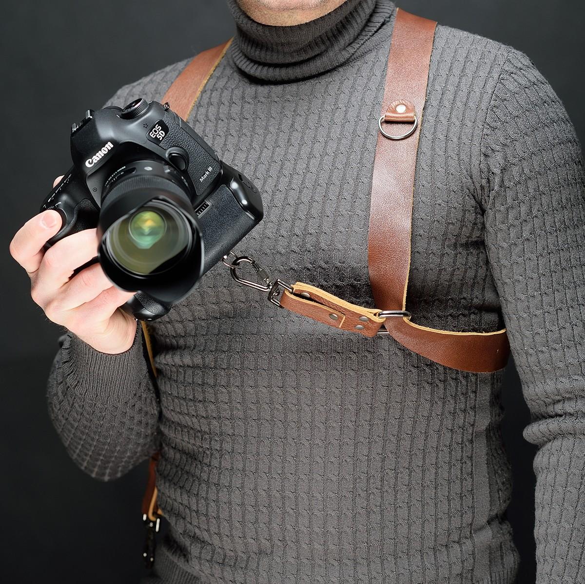 Разгрузка на фотоаппарат своими руками 80