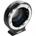 Адаптер Metabones Speed Booster XL 0.64x для объективов Nikon G на Micro 4/3