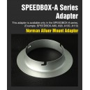 Адаптер SMDV Speedbox Mount (байонет Norman Alluer)