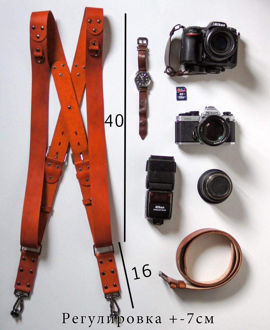 Разгрузка на фотоаппарат своими руками 60